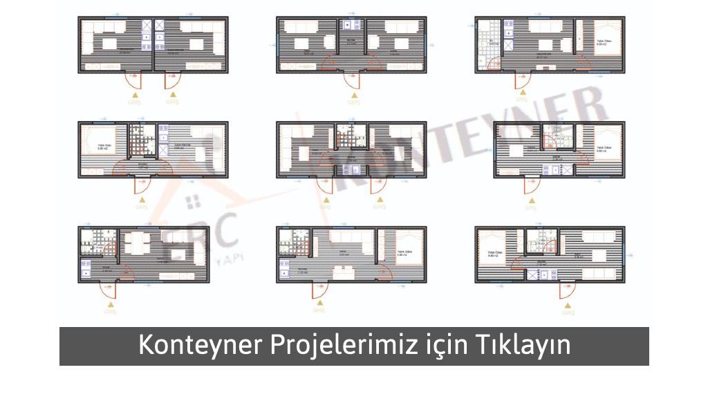Konteyner Projeleri